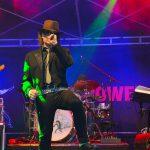 Karsten Bald als Udo Lindenberg Double live mit seiner Panik Power Band