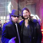 Aftershow-Party 1 Live Krone: Rea Garvey und Udo Lindenberg Double Karsten Bald