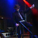Udo Lindenberg Double Karsten Bald mit seiner Panik Power Band in Lüdenscheid